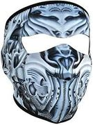 Neoprene Mask Bio Mechanical