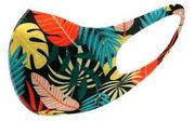 Fashion Mask Tropical Assorted 12/ct