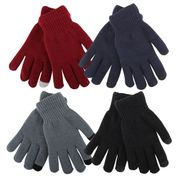 Thermal Gloves Women w/Touch HD 12/bx