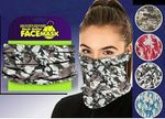 Neck Gaiter Face Mask 12/ct