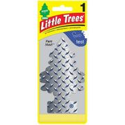 Little Tree Air Freshener Pure Steel 24/bx