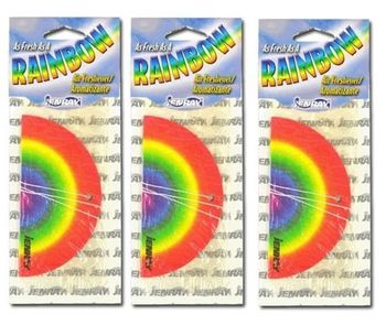 Rainbow Air Freshener, 12/box
