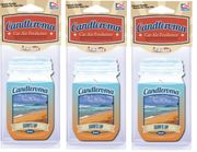 Candleroma Air FreshenerSurfs Up 12/bx