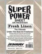 Super Power 1/2 SheetFresh Linen 6/Box