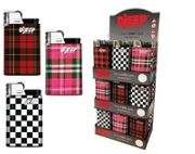 Djeep Plaid Lighter 36/dspl