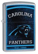 Zippo Lighter NFL Panthers (Retail $31.45)