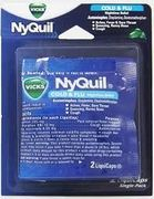 Nyquil Blister Pack24 Box