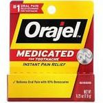 Oragel Tooth Ache3pk