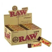 Raw Original Tips 50 packs of 50 tips per pack