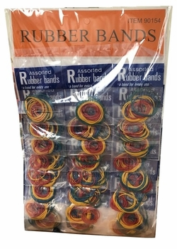 Rubberbands 24/crd