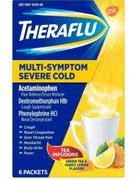 Thera Flu Multi Syptoms Severe Cold Daytime6ct 3/box