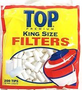 Top Filters 18mm KING 200/ct 16bx