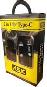 Type C 2pc Cable & Wall Plug Set 6 Box