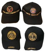 US Marines Cap 4pk