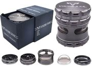 Viking Axe 63mm Heavy Duty 5 part Grinder (price is for 1 pc)