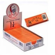 Zig Zag Orange 24/box10 Box Deal