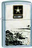 Zippo Army Soldier (Retail $26.45)