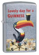 Zippo Guiness Lovely Day (Retail $25.95)