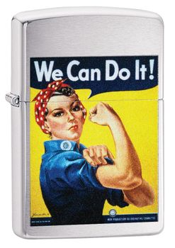 Zippo Marines We Can Do it