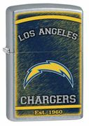 Zippo Lighter NFL Chargers (Retail $31.45)