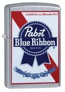Zippo Pabst Blue Ribbon Beer (Retail $25.45)