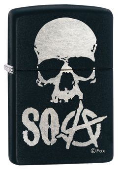 Zippo Sons of AnarchyRetail $29.95