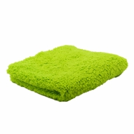 Speed Master Cloud 9 Microfiber Buffing Towel - Green