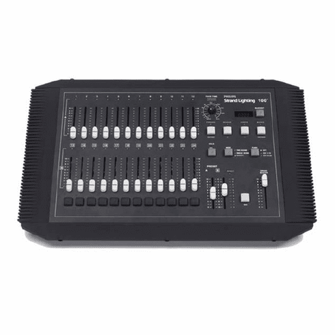 100 Plus Series 12/24 Lighting Control Console