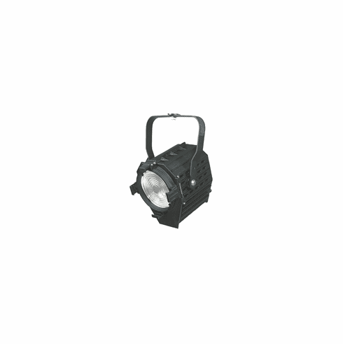"1KAF Black 6"" 1000 Watt Die Cast Focusing Fresnel"