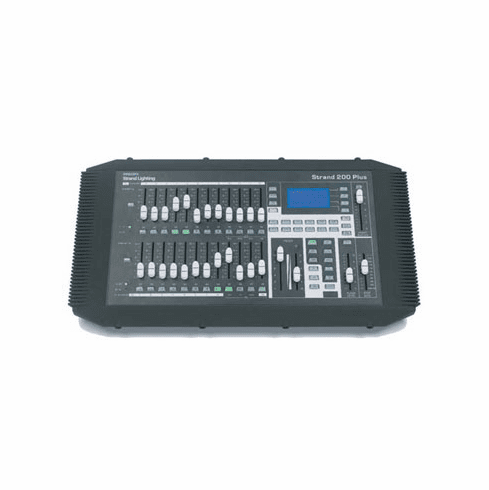 200 Plus Series 12/24 Lighting Control Console