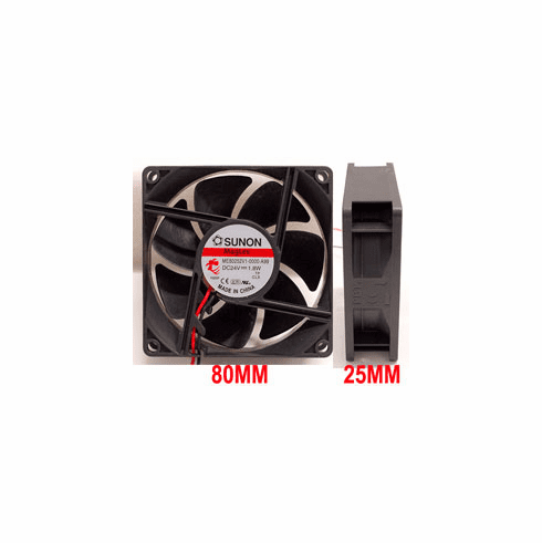 24V DC SMALL FAN FOR DESIGN SPOT 575E