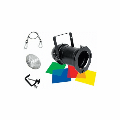 American DJ Par 64 Can Combo Kit - Black