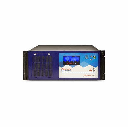 ArKaos Professional 4K Server with MediaMaster Pro