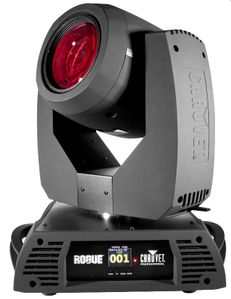 CHAUVET ROGUE SERIES MOVING LIGHTS