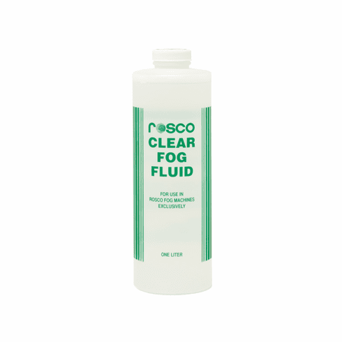 Clear Fog Fluid - 5 Gallon Container