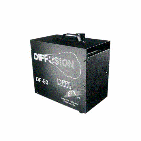 DF-50 Diffusion Hazer with DMX & Timer Option