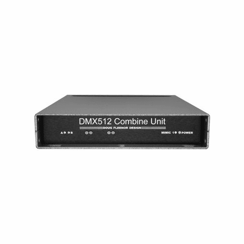 DMX Isolated Combine Unit - 2 Input / 1 Output