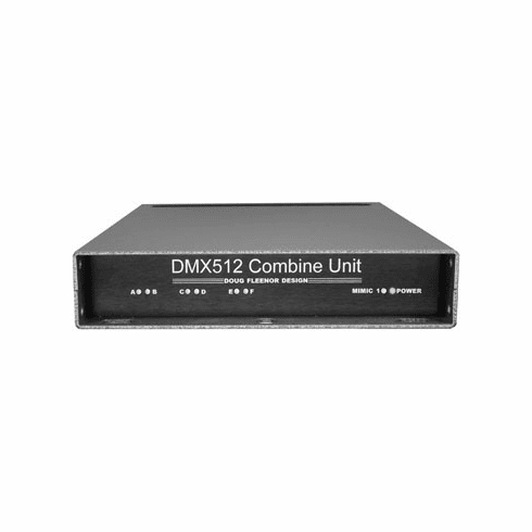 DMX Isolated Combine Unit - 6 Input / 1 Output