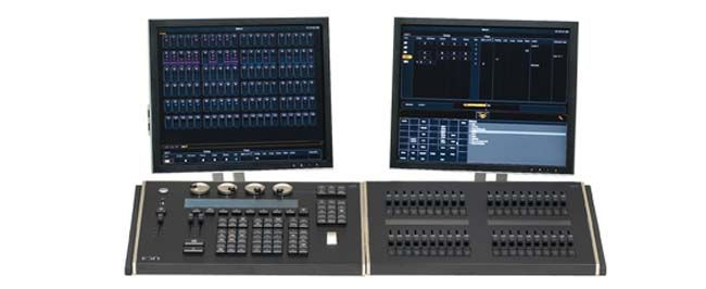 ETC ION LIGHTING CONSOLES AND ACCESSORIES