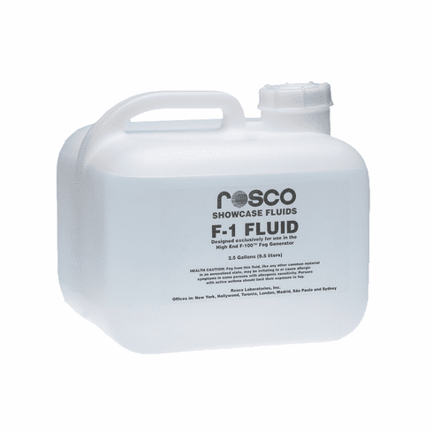 F-1 Fog Fluid - 5 Gallon Container
