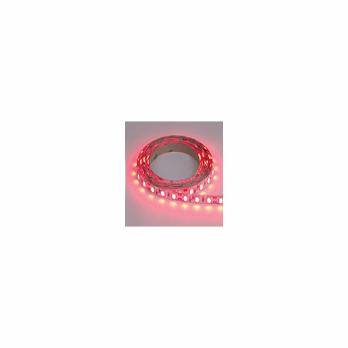 Flexible LED Strip - 9.8' Roll - Red - 60 LED's Per Meter