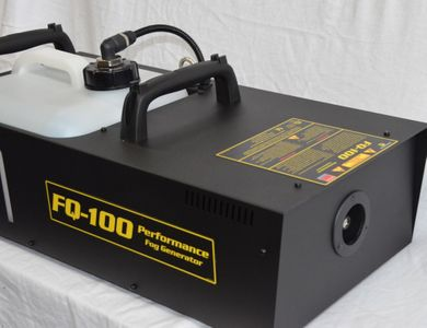 FQ-100 FOGGER REPAIR PARTS