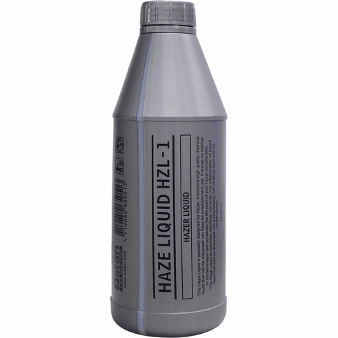 HZL-1 Premium Haze Fluid - Oil Based - 1L Bottle