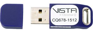 VISTA DMX CHANNEL LICENSE DONGLES