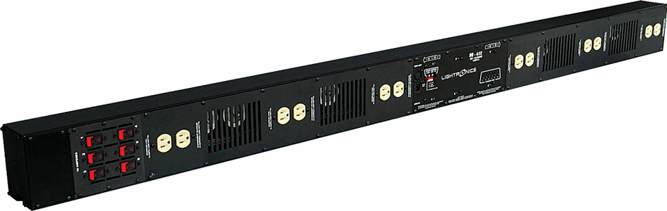 LIGHTRONICS DISTRIBUTED DIMMING BARS