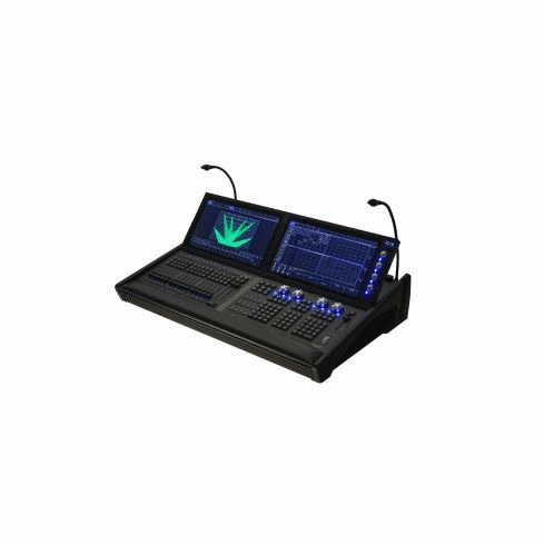 MagicQ MQ500 Stadium Console with Flight Case