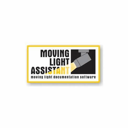 Moving Light Assistant Software - Personal