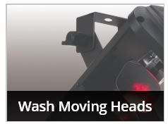 WASH MOVING HEADS