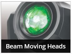BEAM MOVING HEADS