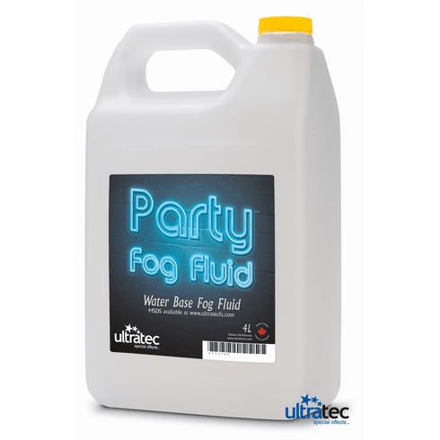 Party Fog Fluid - Case